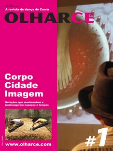 Olharce #1 Capa
